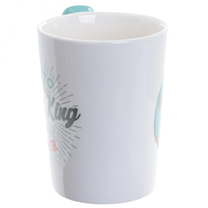 Mug à Anse Décorée Scooter Lulu Shop 3