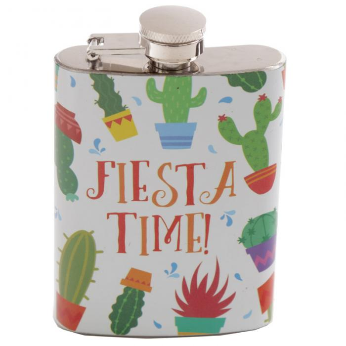 Flasque Acier Inoxidable 11cl - Cactus Lulu Shop 2
