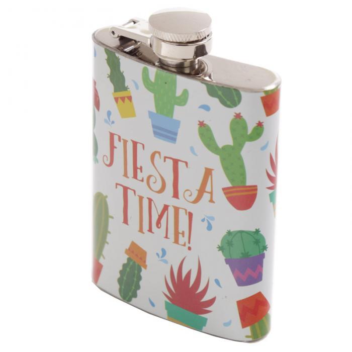 Flasque Acier Inoxidable 11cl - Cactus Lulu Shop 3