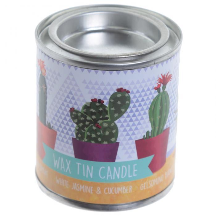 Bougie Cire de Soja Eden - Cactus Lulu Shop 3