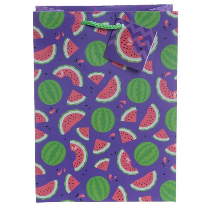 Sac Cadeau Tropical Ananas et Pastèque - Moyen lulu shop 3