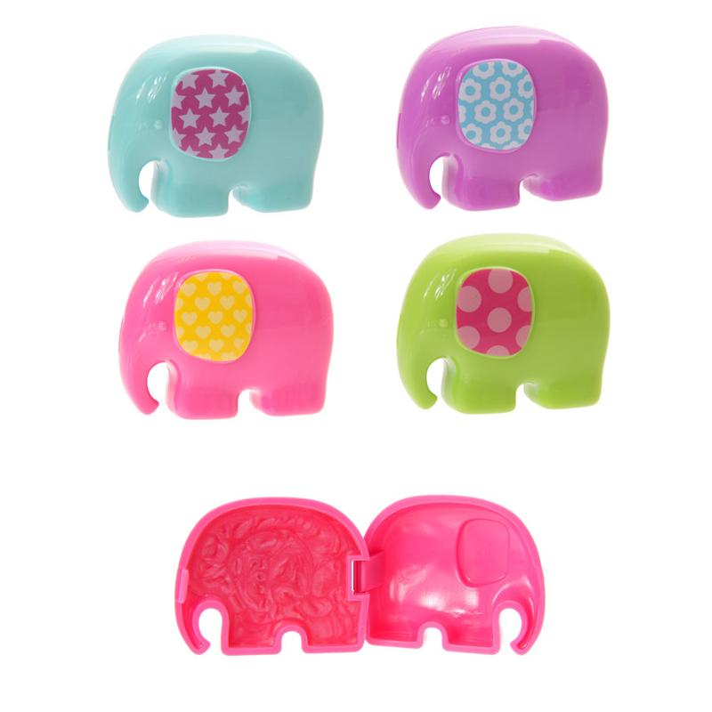 Brillant à Lèvres  Gloss en forme d'Eléphant lulu shop
