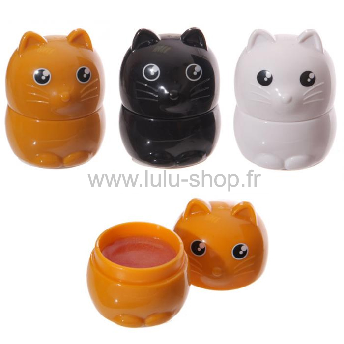 Brillant à Lèvres  Gloss Chats lulu shop