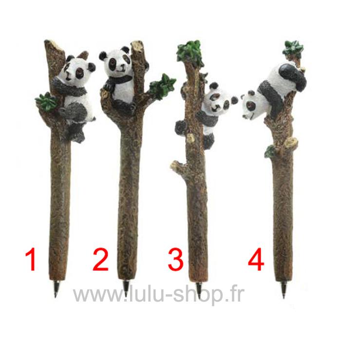 Stylo Panda lulu shop