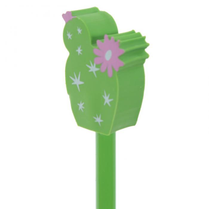 Crayon à papier avec embout gomme cactus lulu shop 3