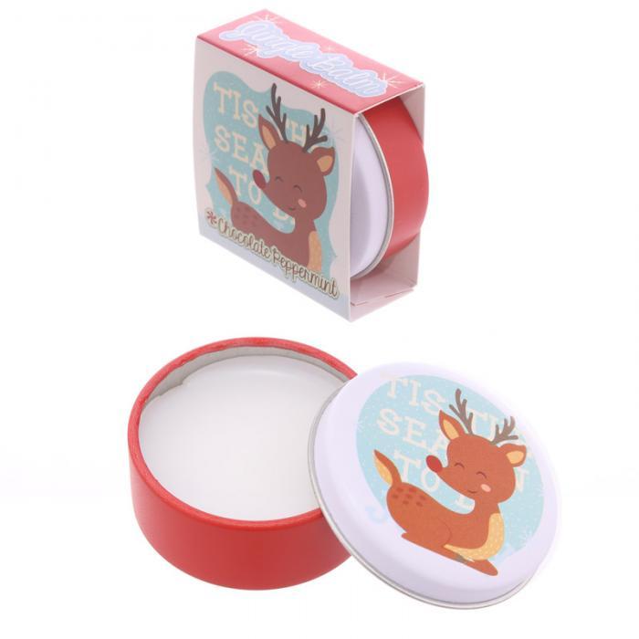 Lulu-Shop.fr Baume à lèvres Personnages de Noël par Lauren Billingham lulu shop 3
