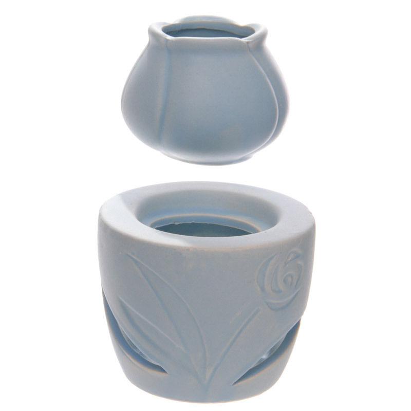 Bruleur à Huile Céramique Bleu clair lulu shop 2
