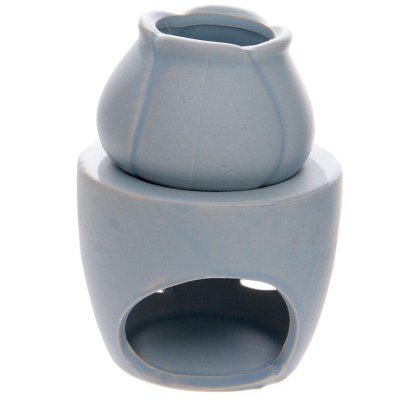 Bruleur à Huile Céramique Bleu clair lulu shop 3