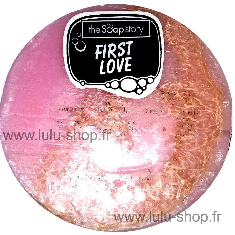 Savon Loofah First Love lulu shop