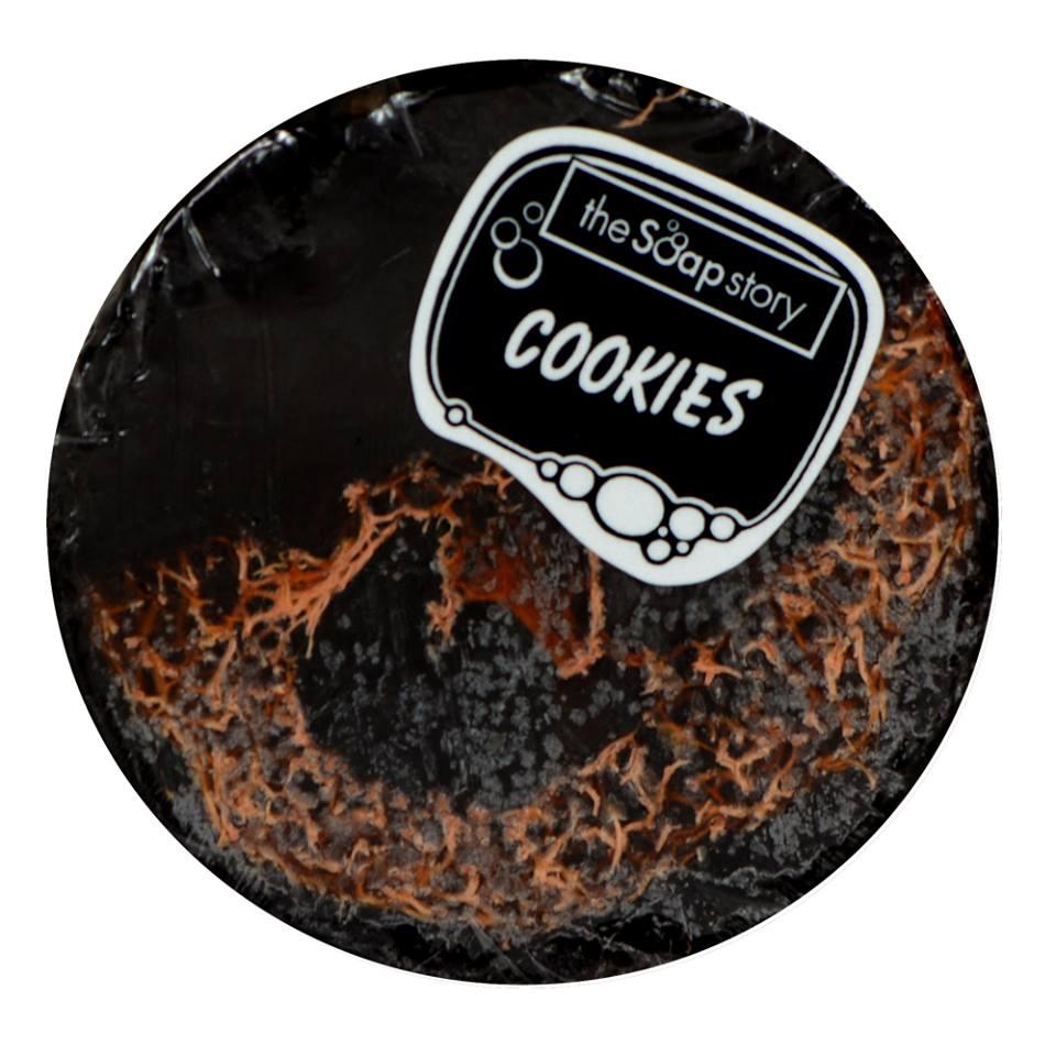 Savon Loofah Cookies lulu shop