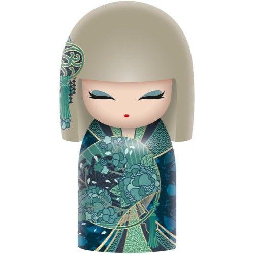 Poupée japonaise kokeshi kimmidoll Amika Amour Lulu Shop