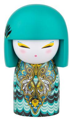 Poupée japonaise kokeshi Kimmidoll Aimi Bien Aimée Lulu Shop