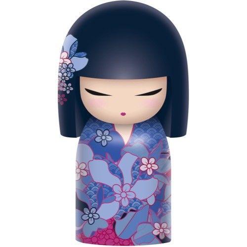 Poupée japonaise kokeshi Kimmidoll Mieka Evolution 6cm lulu shop