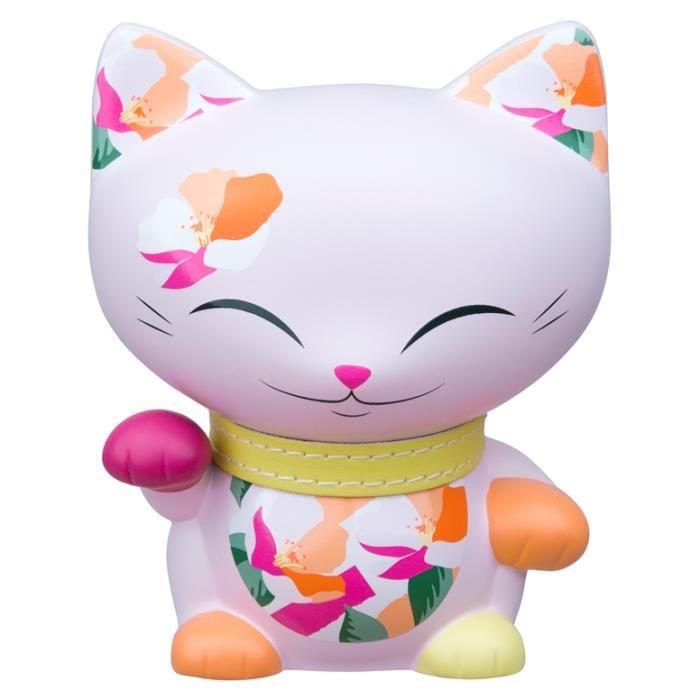 Figurine Chat porte bonheur Mani the lucky cat N65 lulu shop