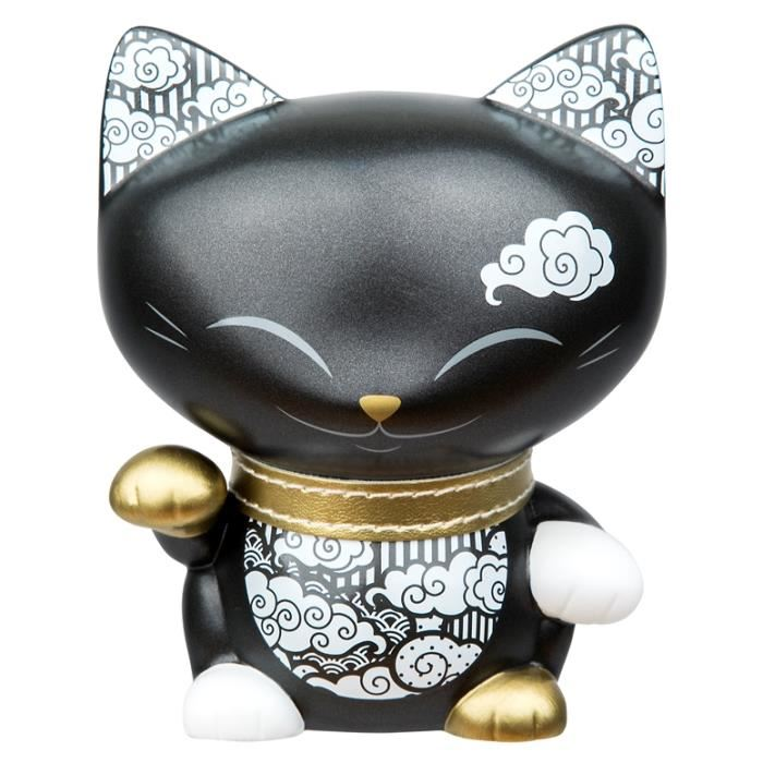Figurine Chat porte bonheur Mani the lucky cat N62 lulu shop