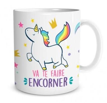 Mug Licorne  Va te faire encorner lulu shop (2)