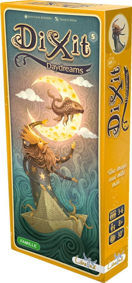 Dixit 5 - Daydreams lulu shop