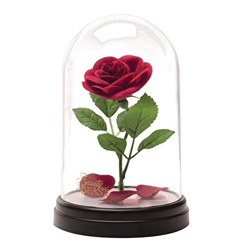 Lampe Rose Enchantée Disney  La Belle et la Bête lulu shop 1