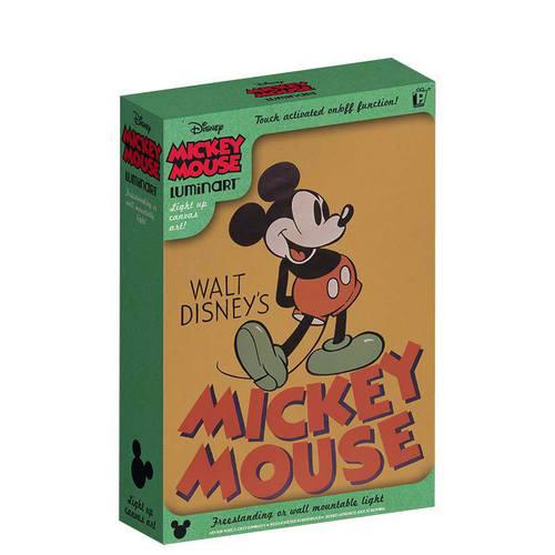 Veilleuse Disney Mickey Mousse  lulu shop 3