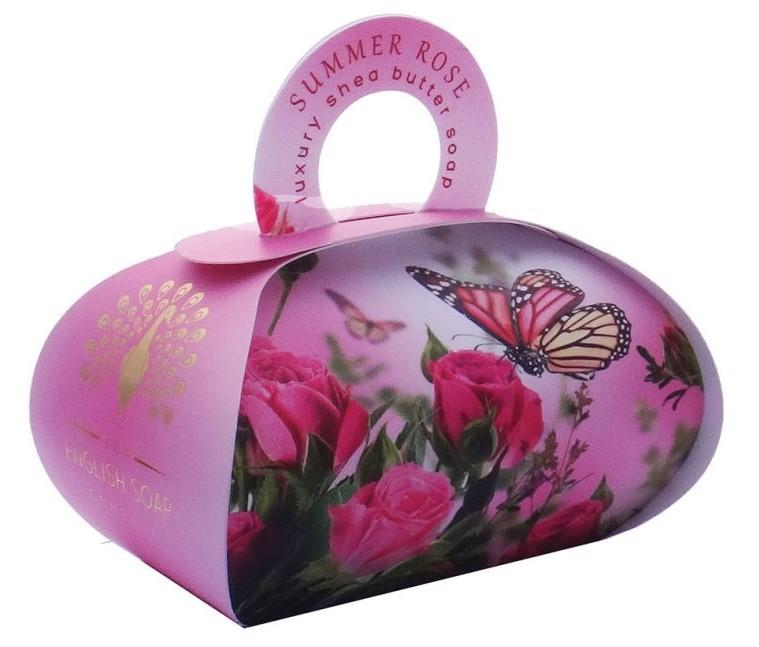 Savon ballotin cadeau  Rose d'été lulu shop