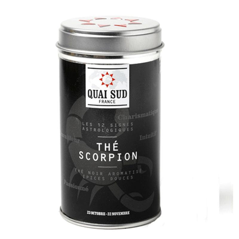 Thé noir du Scorpion lulu shop