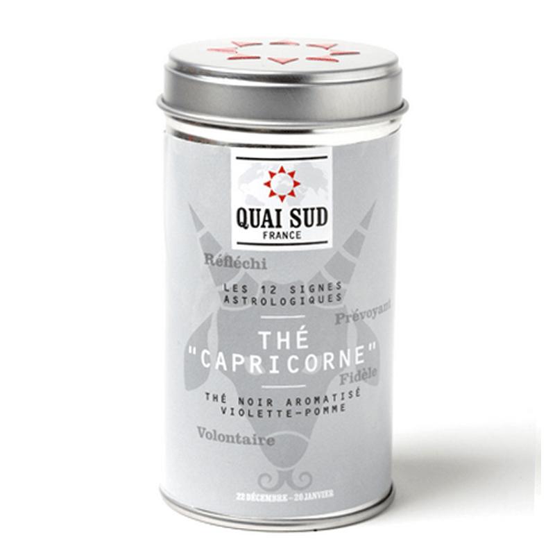 Thé noir du Capricorne lulu shop