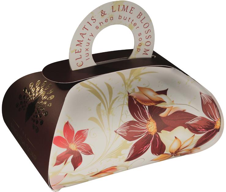Lulu shop the english soap company Clématite et Tilleul