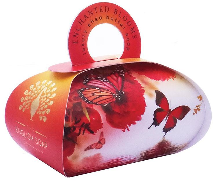 Lulu shop the english soap company Fleurs enchantées