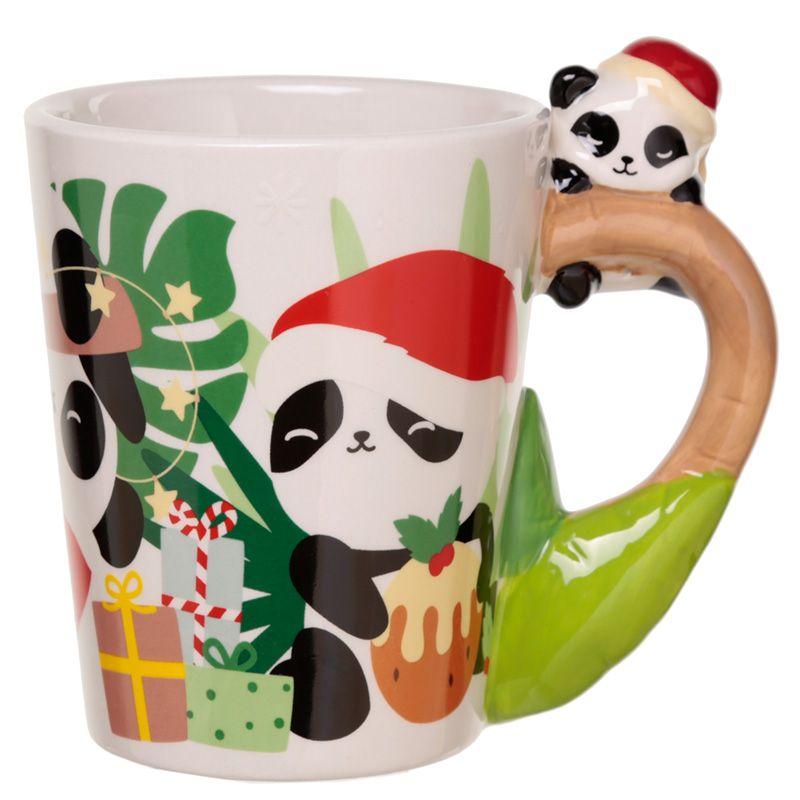 Mug de Noël Petit Panda lulu shop 1