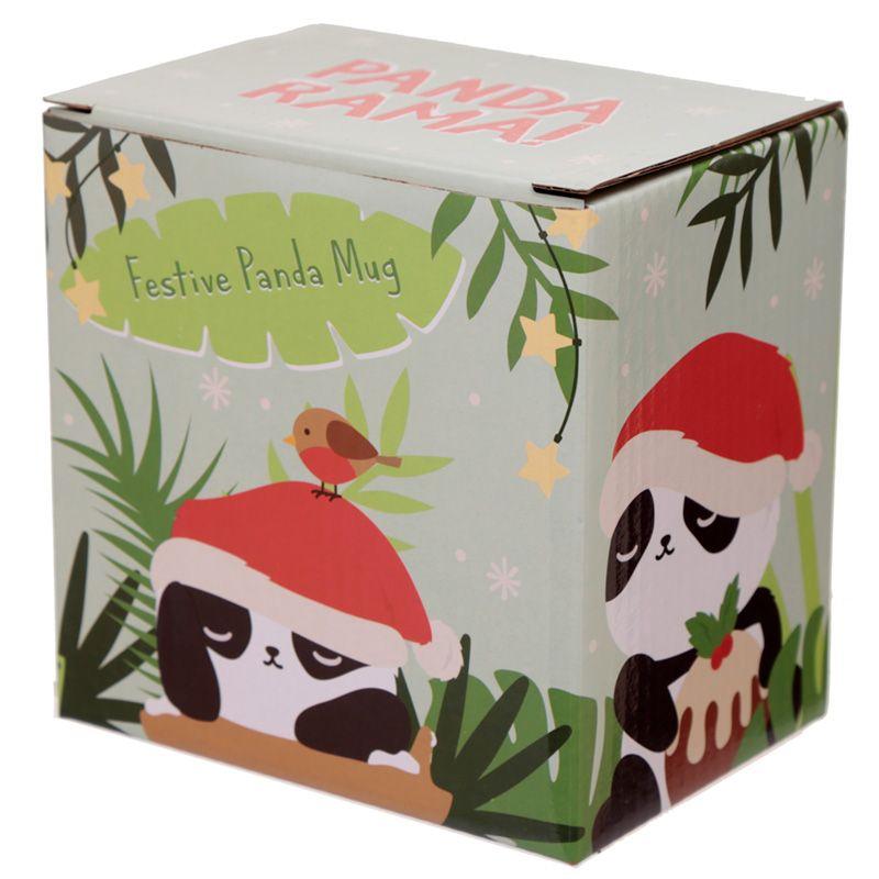 Mug de Noël Petit Panda lulu shop 3