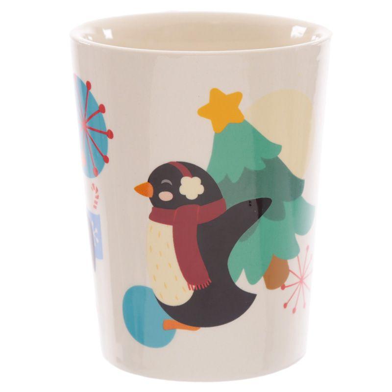 Mug Pingouin de Noël lulu shop 2