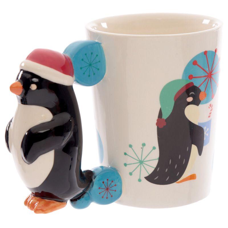Mug Pingouin de Noël lulu shop 3