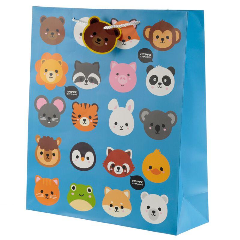 Sac Cadeau Animaux - Large lulu shop