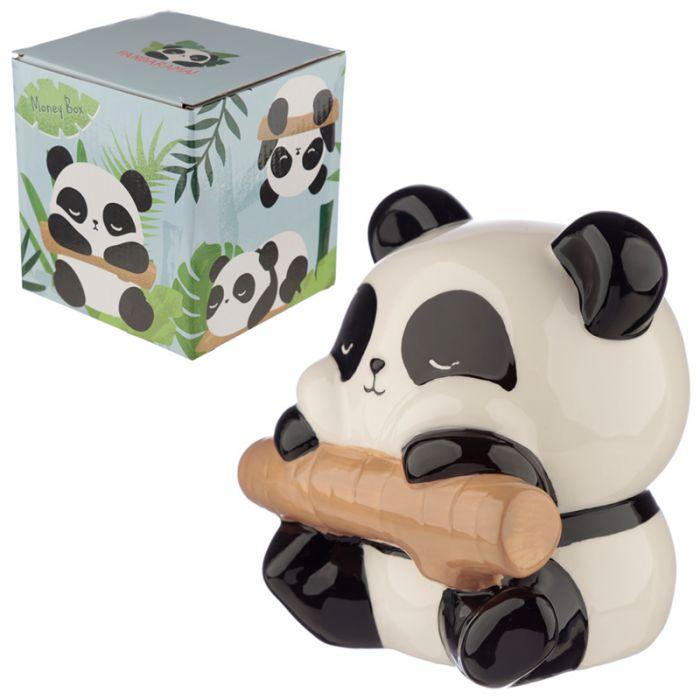 Tirelire Kawaï Panda avec Branche lulu shop 5