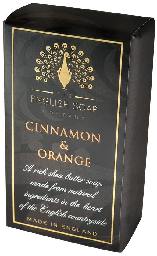 Savon Pure Indulgence Cannelle et orange lulu shop