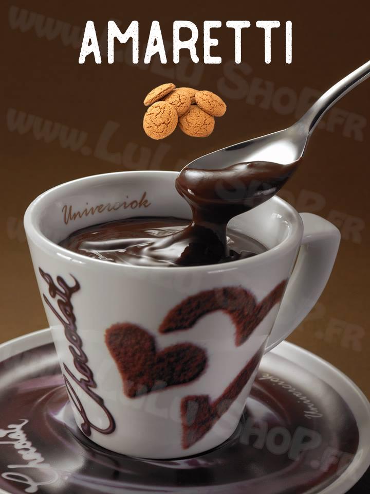 Lulu Shop Chocolat Chaud Italien Univerciok 15 Amaretti