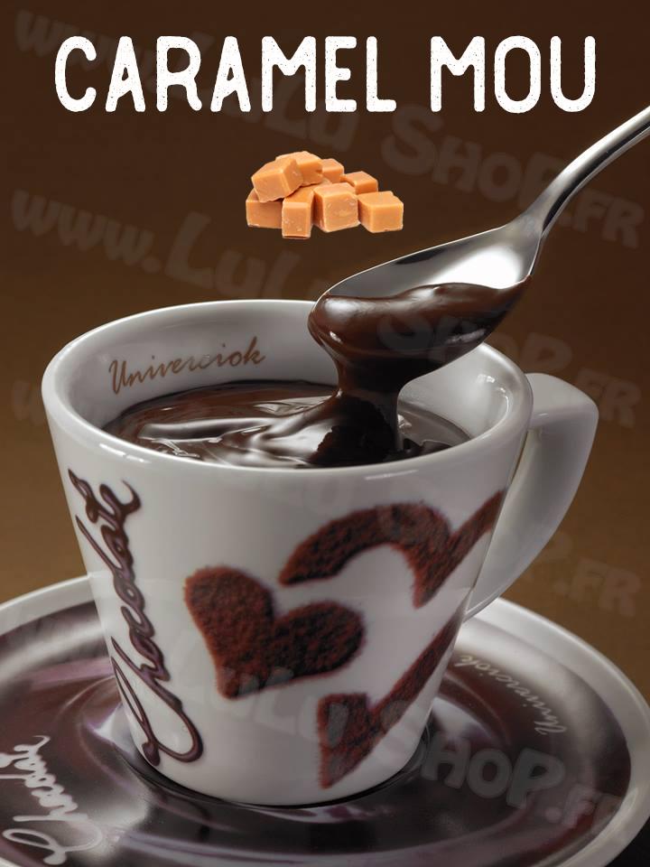 Lulu Shop Chocolat Chaud Italien Univerciok 14 Caramel Mou