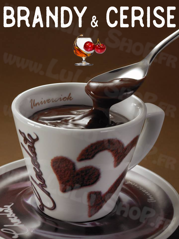 Lulu Shop Chocolat Chaud Italien Univerciok 18 Brandy Cherry Brandy Cerise