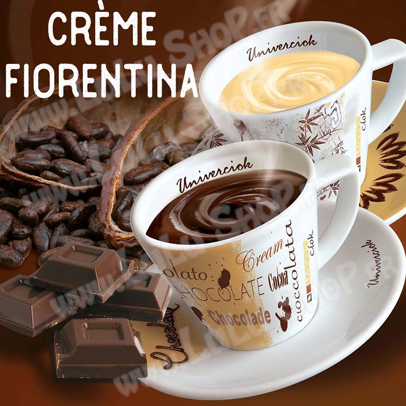Lulu Shop Chocolat Chaud Italien Univerciok  Crème Fiorentina