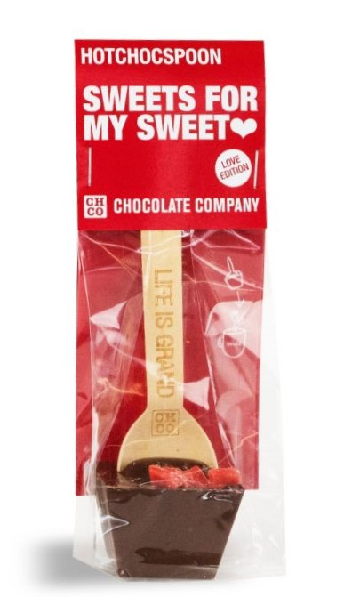 Lulu Shop Hotchocspoon Chocolate company Cuillère Chocolat chaud Sweets for my sweet 1