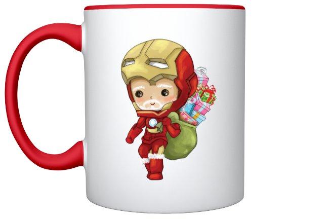 Mug Iron Man lulu shop