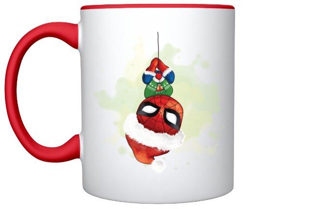 Mug Spider-man Lulu Shop