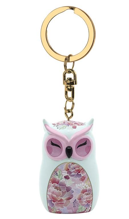Porte clés Chouette Wise Wings Gentillesse lulu shop 1.1