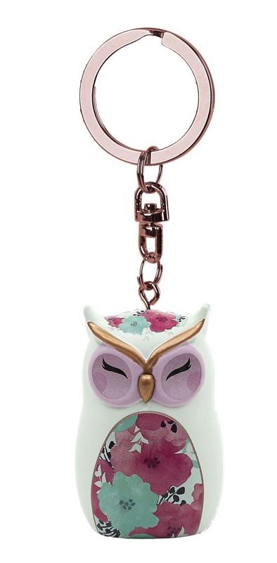 Porte clés Chouette Wise Wings Espoir lulu shop 1.1