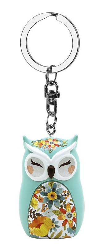 Porte clés Chouette Wise Wings Intégrité lulu shop 1.1