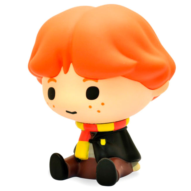 Tirelire Harry Potter Chibi Ron Weasley 15cm lulu shop 1
