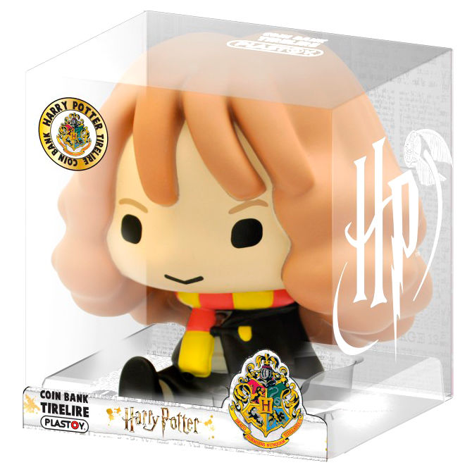 Tirelire Harry Potter Chibi Hermione Granger 15cm lulu shop 2