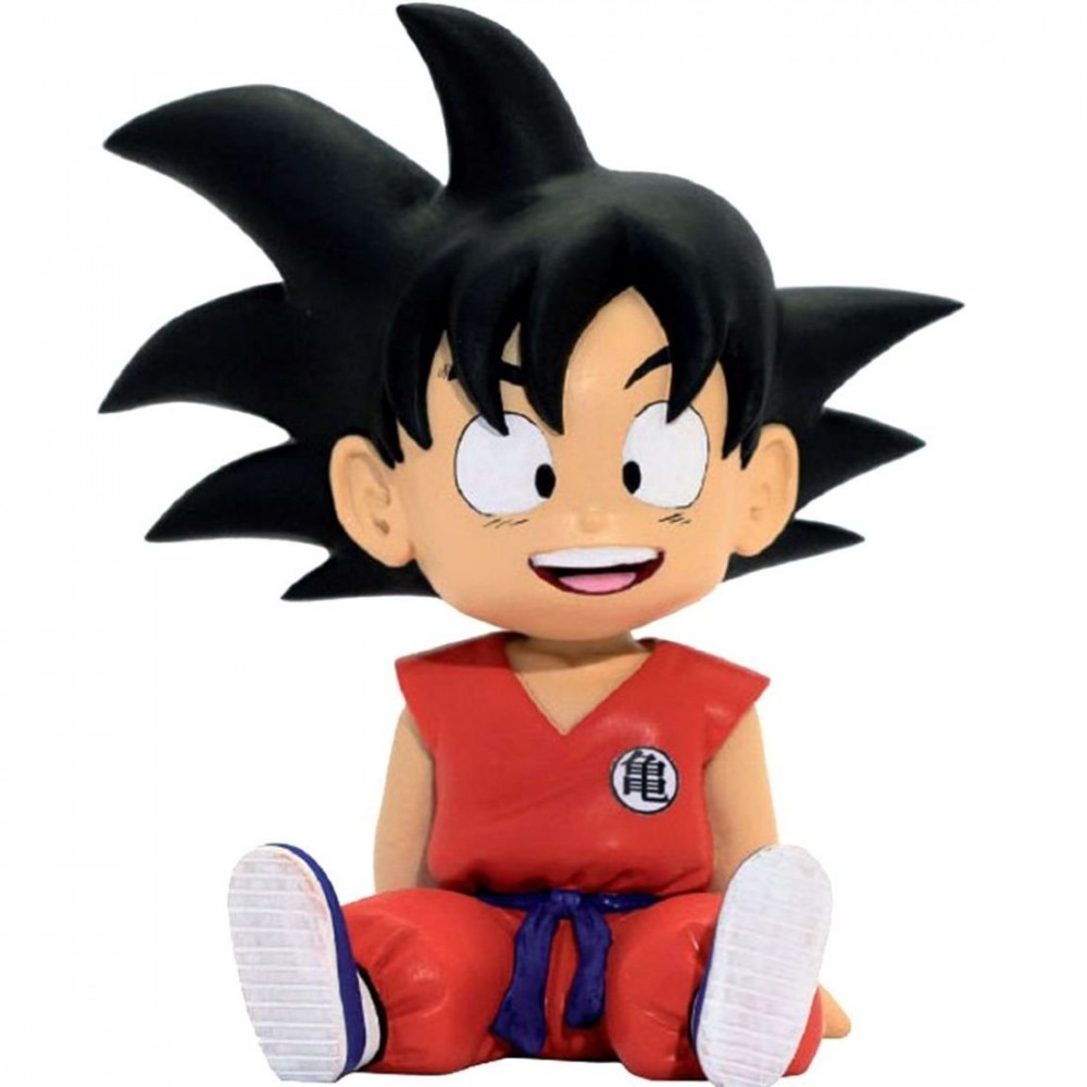 Tirelire Dragon Ball Son Goku 14cm lulu shop 1