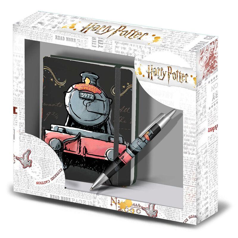 Set papeterie Harry Potter Hogwarts Express lulu shop