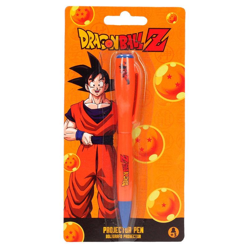 Stylo Dragon Ball Z projecteur de lumière Goku lulu Shop